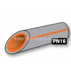 Труба ПП Koer PN16 32x4,4