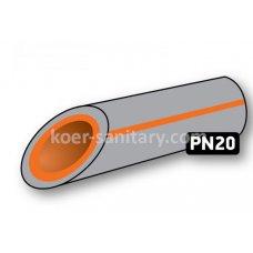 Труба ПП Koer PN20 25x4.2