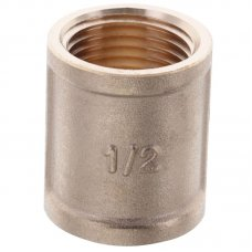 """Муфта 1/2"""" Koer KF.C06.WN без никеля"""