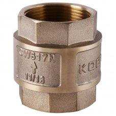 "Обратный клапан Koer 1 1/2"" NEW KR.172"