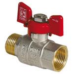 Кран для воды PN40 RED