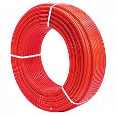 Труба теплый пол EP PERT EVOH 16*2,0 (RED) с кислородным барьером