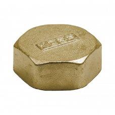 Заглушка KOER KF.P10F.WN - 1'' В - без никеля