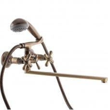 Смеситель Haiba 143 Dominox Bronze