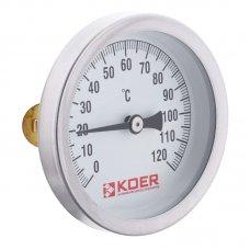 Термометр накладной Koer KT.672A